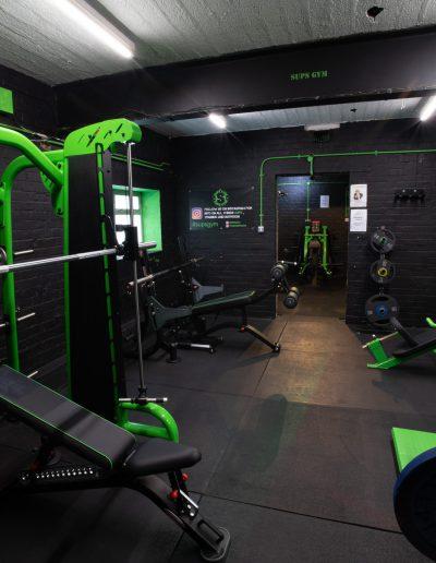 Gym weston-super-mare